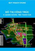 Quy hoạch chung Đô thị Cống Trúc, huyện Quảng Xương, tỉnh Thanh Hoá đến năm 2025