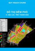 Quy hoạch chung đô thị Diêm Phố, huyện Hậu Lộc, tỉnh Thanh Hoá đến năm 2025