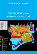 Quy hoạch chung Đô thị Hoà Lộc, huyện Hậu Lộc, tỉnh Thanh Hoá đến năm 2025