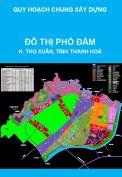 Quy hoạch chung Đô thị Phố Đầm, huyện Thọ Xuân, tỉnh Thanh Hoá đến năm 2030