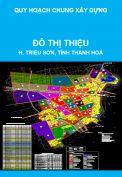 Quy hoạch chung Đô thị Thiều, huyện Triệu Sơn, tỉnh Thanh Hoá đến năm 2025