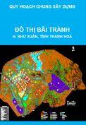 Quy hoạch chung xây dựng đô thị Bãi Trành, huyện Như Xuân, tỉnh Thanh Hoá