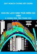 Quy hoạch chung xây dựng Đô thị du lịch sinh thái biển Hải Tiến, huyện Hoằng Hoá, tỉnh Thanh Hoá đến năm 2020