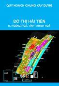 Quy hoạch chung xây dựng đô thị Hải Tiến, huyện Hoằng Hoá, tỉnh Thanh Hoá