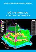 Quy hoạch chung xây dựng đô thị Phúc Do, huyện Cẩm Thuỷ, tỉnh Thanh Hoá