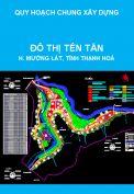 Quy hoạch chung xây dựng đô thị Tén Tằn, huyện Mường Lát, tỉnh Thanh Hoá đến năm 2025