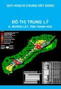 Quy hoạch chung xây dựng đô thị Trung Lý, huyện Mường Lát, tỉnh Thanh Hoá đến năm 2025.