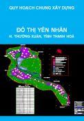 Quy hoạch chung xây dựng đô thị Yên Nhân, huyện Thường Xuân, tỉnh Thanh Hoá đến năm 2025