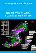 Quy hoạch chung xây dựng đô thị Yên Thắng, huyện Lang Chánh, tỉnh Thanh Hoá đến năm 2025