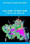 Quy hoạch chung xây dựng Khu kinh tế Nghi Sơn, huyện Tĩnh Gia, tỉnh Thanh Hoá