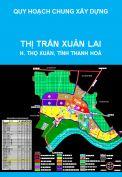 Quy hoạch chung xây dựng thị trấn Xuân Lai, huyện Thọ Xuân, tỉnh Thanh Hoá đến năm 2025