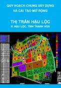 Quy hoạch chung xây dựng và cải tạo mở rộng đến năm 2020 thị trấn Hậu Lộc, huyện Hậu Lộc, tỉnh Thanh Hoá