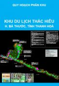 Quy hoạch phân khu Khu du lịch thác Hiêu, xã Cổ Lũng, huyện Bá Thước, tỉnh Thanh Hoá