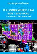 Quy hoạch phân khu tỷ lệ 1/2000 khu công nghiệp Lam Sơn - Sao Vàng huyện Thọ Xuân, tỉnh Thanh Hoá