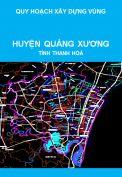 Quy hoạch xây dựng vùng huyện Quảng Xương đến năm 2035