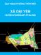 Điều chỉnh quy hoạch nông thôn mới xã Đại Yên, huyện Chương Mỹ, thành phố Hà Nội