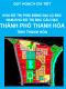 Quy hoạch chi tiết Khu đô thị phía Đông Đại Lộ Bắc Nam, Khu đô thị Bắc Cầu Hạc, thành phố Thanh Hóa