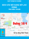 Báo cáo bổ sung Sở lao động - Quy hoạch chung tỉnh Ninh Thuận