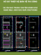 Thiết kế bản vẽ thi công – Dự án Kho trung chuyển hàng hoá – Hạng mục: Nhà văn phòng