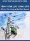 Tính toán lực căng dây (Dự án Thi công Khu công nghiệp Minh Quang)