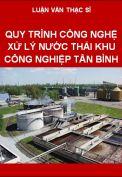 Luận văn Quy trình công nghệ xử lý nước thải khu công nghiệp Tân Bình