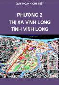 Quy hoạch chi tiết xây dựng Phường 2 – TX Vĩnh Long – Tỉnh Vĩnh Long