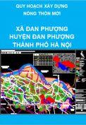 Quy hoạch nông thôn mới xã Đan Phượng – Huyện Đan Phượng  – thành phố Hà Nội
