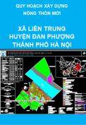 Quy hoạch nông thôn mới xã Liên Trung – Huyện Đan Phượng– thành phố Hà Nội