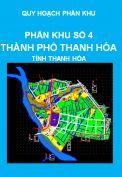 Quy hoạch phân khu số 4 – thành phố Thanh Hóa