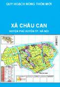 Quy hoạch xây dựng nông thôn mới xã Châu Can, huyện Phú Xuyên đến năm 2020
