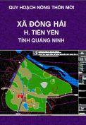 Quy hoạch xây dựng nông thôn mới xã Đông Hải-H.Tiên Yên-T. Quảng Ninh