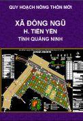 Quy hoạch xây dựng nông thôn mới xã Đông Ngũ-H.Tiên Yên-T. Quảng Ninh