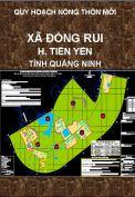 Quy hoạch xây dựng nông thôn mới xã Đồng Rui-H.Tiên Yên-T. Quảng Ninh
