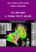 Quy hoạch xây dựng nông thôn mới xã Liên Ninh-H.Thanh Trì-TP.Hà Nội