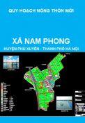 Quy hoạch xây dựng nông thôn mới xã Nam Phong, huyện Phú Xuyên giai đoạn 2011-2020, định hướng 2030