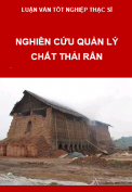 Nghiên cứu quản lý chất thải và đề xuất giải pháp xử lý ô nhiễm môi trường tại các cơ sở sản xuất gạch ngói trên địa bàn thành phố Hà Nội