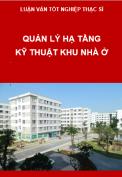 Quản lý hạ tầng kỹ thuật khu nhà ở Minh Phương thành phố Việt Trì, tỉnh Phú Thọ