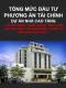 Tổng mức đầu tư và phương án tài chính ( hiệu quả đầu tư) dự án công trình nhà cao tầng