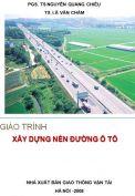 Sách Xây dựng nền đường ô tô