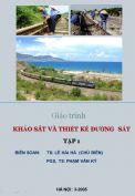 Khảo sát và thiết kế đường sắt