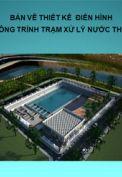 thiết kế trạm xử lý nước thải