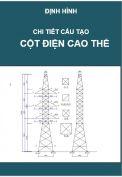 Chi tiết cột điện Cao thế