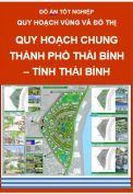 Quy hoạch chung Thành phố Thái Bình – Tỉnh Thái Bình