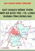 Quy hoạch nông thôn mới xã Suối Tre, thị xã Long Khánh, tỉnh Đồng Nai, tỷ lệ 1/10.000