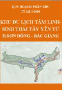 Quy hoạch phân khu xây dựng Khu du lịch tâm linh - sinh thái Tây Yên Tử
