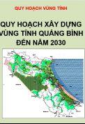 Quy hoạch xây dựng vùng tỉnh Quảng Bình đến năm 2030