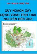 Quy hoạch xây dựng vùng tỉnh Thái Nguyên đến năm 2035