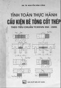 Sách Tính toán thực hành cấu kiện bê tông cốt thép tập 2