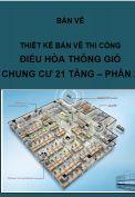 Thiết kế Điều hòa, thông gió chung cư 21 tầng-Phần II