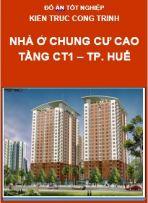 Đồ án tốt nghiệp: Nhà ở cao tầng CT1